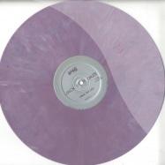 Front View : Paul Du Lac - BLOWBACK EP (PURPLE MARBLED VINYL) - Clone Jack For Daze / cjfd03