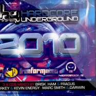 HARDCORE UNDERGROUNDS 2010 (3XCD)