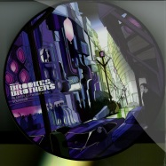 Front View : Brookes Brothers - BEAUTIFUL (PICTURE DISC) - Breakbeat Kaos / bbk041p