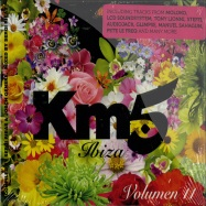 Front View : Various Artists - KM5 IBIZA VOLUME 11 (2CD) - News / 541416504384