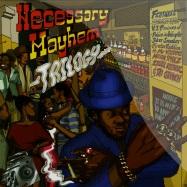 NECESSARY MAYHEM - TRIOLOGY (LP)