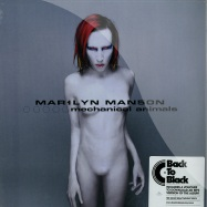 Front View : Marilyn Manson - MECHANICAL ANIMALS (2X12) - Interscope Records / 5338564