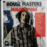 HOUSE MASTERS (2CD, UNMIXED)