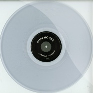 Front View : Ruffhouse - THE FOOT / BYPASS (CLEAR VINYL) - Ingredients / RECIPE030
