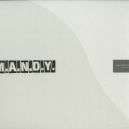 Front View : M.a.n.d.y. - SUPERSTITIOUS (CHAIM, DJEDJOTRONI, JUST BE DEEP REMIX) - Get Physical / GPM253