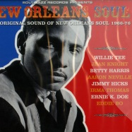 NEW ORLEANS SOUL: THE ORIGINAL SOUND OF NEW ORLEANS SOUL 1966-76 (CD)