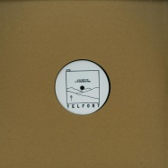 Front View : Telfort - IN A GOOD PLACE / THE WEATHER UP THERE - Telfort / TLFT001