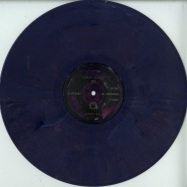 Front View : Lumieux - KESAU EP (PURPLE MARBLED VINYL) - Purple Inc / PI001