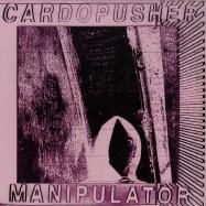 Front View : Cardopusher - MANIPULATOR (2X12 INCH LP + MP3) - Boysnoize / bnr146