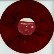 Front View : The Organ Grinder - BREAD & BUTTER EP (RED MARBLED VINYL) - Room Service US / Room 03