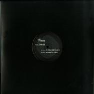 Front View : Ascorbite - INADEQUATE DEMEANOR - Corseque Records / CRSQ003