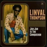 Front View : Linval Thompson - JAH JAH IS THE CONQUEROR (LP) - Kingston Sounds / KSLP048