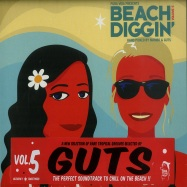 Front View : Various Artists - BEACH DIGGIN VOL. 5 BY GUTS & MAMBO (CD) - Heavenly Sweetness / HS168CD