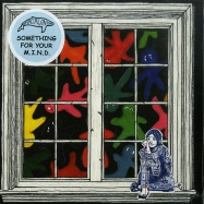 Front View : Superorganism - Something For Your M.I.N.D. (LTD 7 INCH) - Domino Records / RUG880