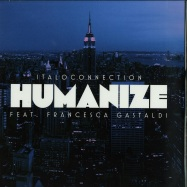 Front View : Italoconnection - HUMANIZE REMIXES EP - Bordello A Parigi / BAP116