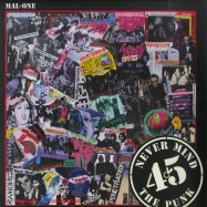 Front View : Mal-One - NEVER MIND THE PUNK 45 (7 INCH) - Jamaican Recordings / MAL-ONE001 / Malone001