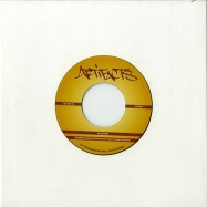 Front View : Joe Farrell / The Artifacts - UPON THIS ROCK / WHASSUP NOW MOTHAFUCKA (7 INCH) - Originals  / OG037