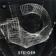 Front View : Steiger - GIVE SPACE (LP+MP3) - SDBAN ULTRA / SDBANULP07