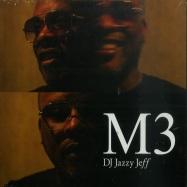 Front View : DJ Jazzy Jeff - M3 (ALBUM, CD DIGIIPACK) - Playlist Music / M3001CD