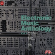 Front View : Various Artists - ELECTRONIC MUSIC ANTHOLOGY 02 (2LP) - Wagram / 169331