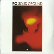 Front View : RQ - SOLID GROUND (2X12 LP) - Blu Mar Ten Music / BMTLP011