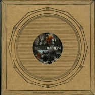 Front View : Blue Hill - BLUE HILL EP (VINYL ONLY) - Moonshine Recordings / MS044