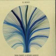 Front View : El Buho - TRIBUTARIES: A REMIX ALBUM (LP) - Wonderwheel / WONDERLP31