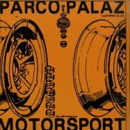 Front View : Parco Palaz - MOTORSPORT EP - Akoya Circles / AKOYA004