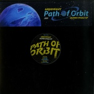 Front View : GrooveGuy - ULTIMA THULE EP (LAPUCCI RMX) - Path Of Orbit / POO001