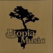 Front View : Break - GUNPOWDER / THE WAY THINGS ARE - Utopia Music / UM020