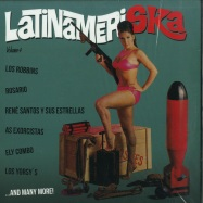 Front View : Various Artists - LATINAMERISKA VOL. 4 (LP) - Gran Quilombo / 8984816 / 00132251