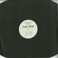 Front View : Lose Endz - TABLE TENNIS EP (VINYL ONLY) - Djebali / DJEBPR010