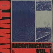 Front View : Amato - MECANISMES VOL.1 - Pinkman / Pnkmn030