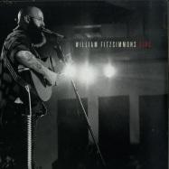 Front View : William Fitzsimmons - LIVE (LTD 2LP) - Groenland / LPGRON168