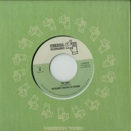 Front View : Different Shades of Brown - LOVE VIBRATIONS / MY GIRL (7 INCH) - Cordial / CORD7016