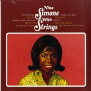 Front View : Nina Simone - NINA SIMONE WITH STRINGS (LP) - Cornbread / CRNBR16064 / 00134424