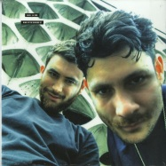 Front View : Dax J & UVB - KING OF THE SEWERS EP - Monnom Black / MONNOM019