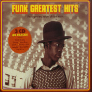 Front View : Various Artists - FUNK GREATEST HITS (3XCD) - Wagram / 3371762 / 05182562