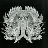 Front View : Sascha Dive - DETROIT SUNRISE (180 G VINYL ONLY) - Bondage Music / BOND12052
