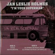 Front View : Jan Leslie Holmes - IM YOUR SUPERMAN - Groovin / GR-1258
