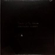 Front View : Leonard Cohen - THANKS FOR THE DANCE (LP) - Sony Music Catalog / 19075978661