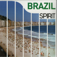 Front View : Various Artists - SPIRIT OF BRAZIL (180G LP) - Wagram / 3357886 / 05166801