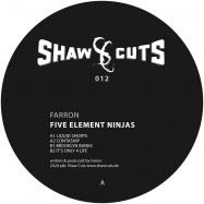 Front View : Farron - FIVE ELEMENT NINJAS - Shaw Cuts / SC-012
