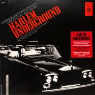 Front View : Harlem Underground Band - HARLEM UNDERGROUND (LP) - Demon / DEMREC675