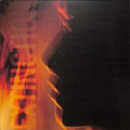 Front View : Zanias - EXTINCTION (ORANGE BLACK MARBLE) - Fleisch / F018OMB