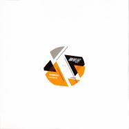 Front View : Yves Bonjour - CHORD ISLAND EP (VINYL ONLY) - Relikt White / RELIKTWHITE001