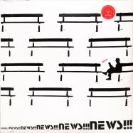 Front View : MOGGI (Piero Umiliani) - NEWS! NEWS! NEWS! (LP) - Musica Per Immagini / MPI-LP005