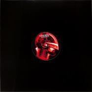 Front View : Derek Carr - CROSSROADS/SHINING THROUGH - Trident Recordings / TRECS005