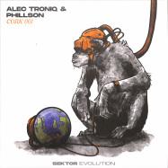 Front View : Alec Troniq & phillson - CORK 001 - Sektor Evolution / EVO-CORK001