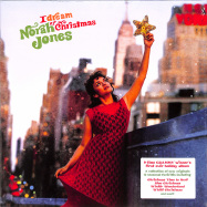 Front View : Norah Jones - I DREAM OF CHRISTMAS (LP) - Blue Note / 3815442